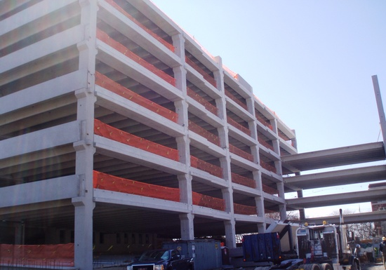 East River Plaza Parking Garage