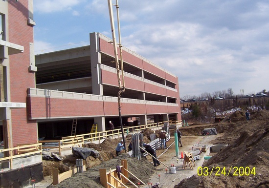 Equiserve Parking Structure