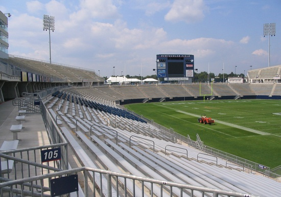 University of Connecticut Stadium at Rentschler Field
