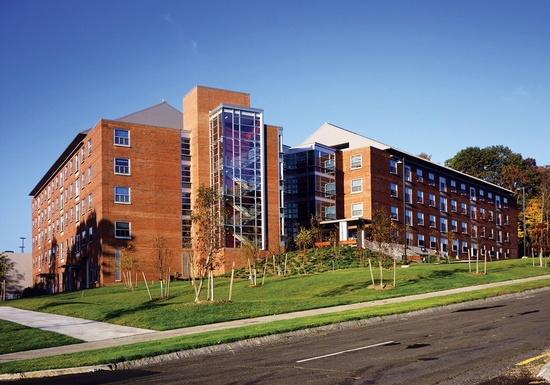 Western Connecticut State University Dormitory