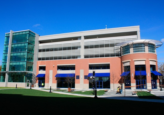 Science Park Parking Garage