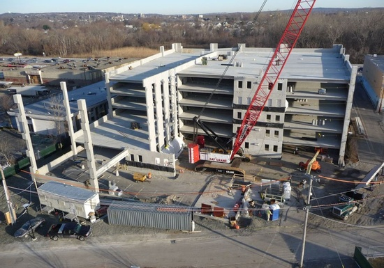 Discovery Park Parking Structure - Building A