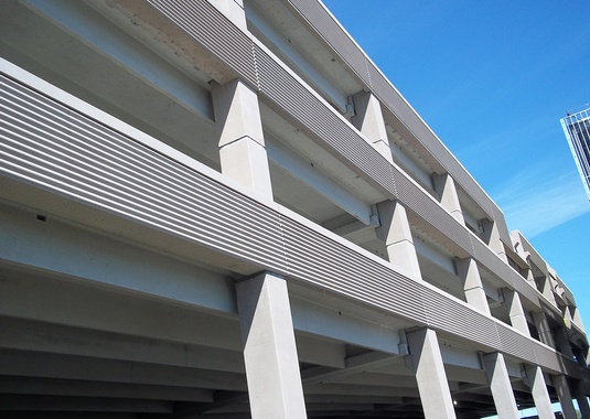 Logan CONRAC Parking Garage