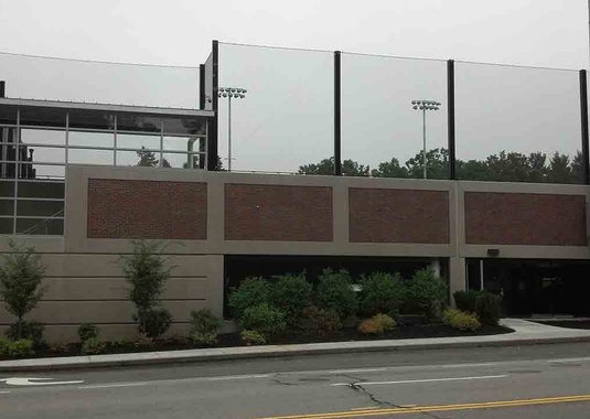 Worcester Polytechnic Institute (WPI) Parking Deck/Athletic Fields