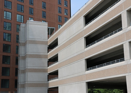Summer Street Parking Garage