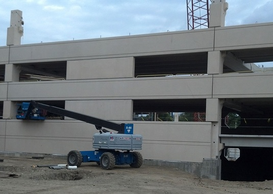 275 Wyman Street Parking Garage