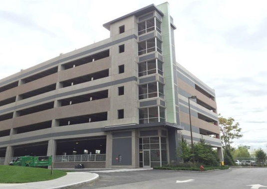 150 Cambridge Park Drive Parking Structure